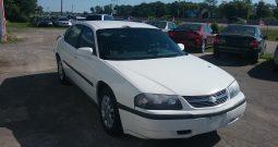 2005 chevy impala